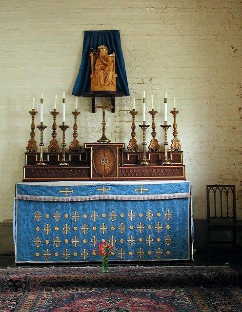 St Benet & All Saints, Kentish Town - Chapel