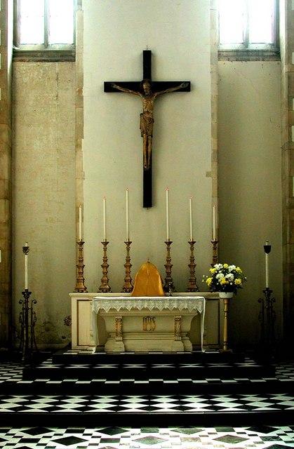 St Benet & All Saints, Kentish Town - Sanctuary
