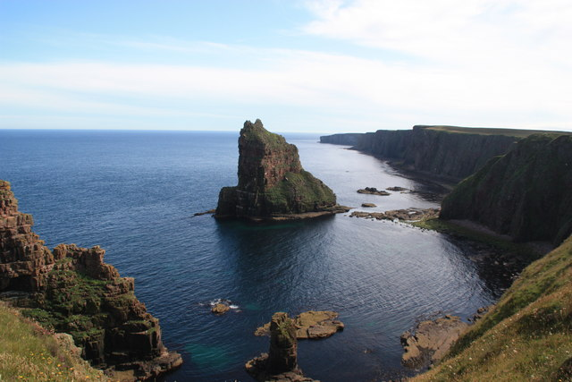 Duncansby Stacks, Duncansby Head