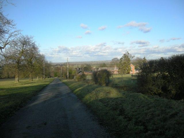 Lower Shuckburgh-Jubilee Avenue