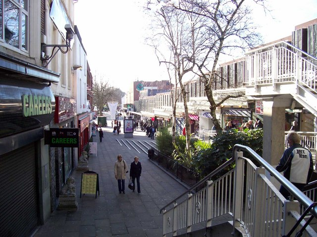 Hertford Street, Coventry