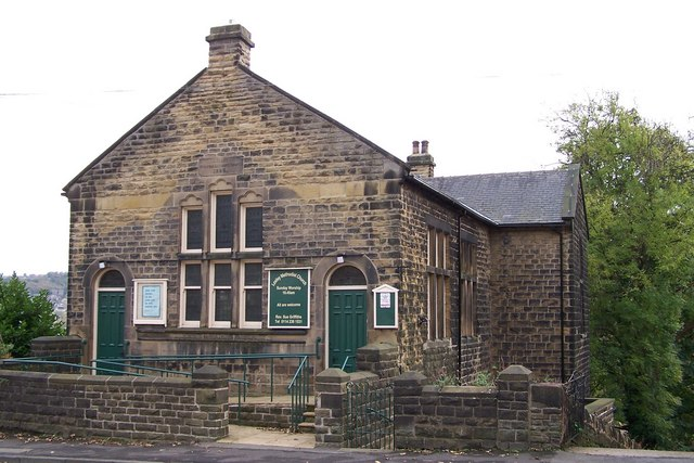 Loxley Methodist Church, Loxley Road, Loxley, Sheffield - 1