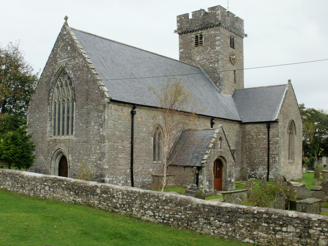St Mary the Virgin church, Coity, Bridgend