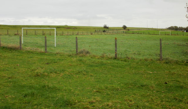 Football pitch, Coity