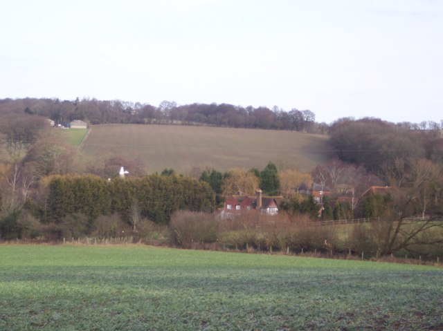 View of Barden Furnace Farm