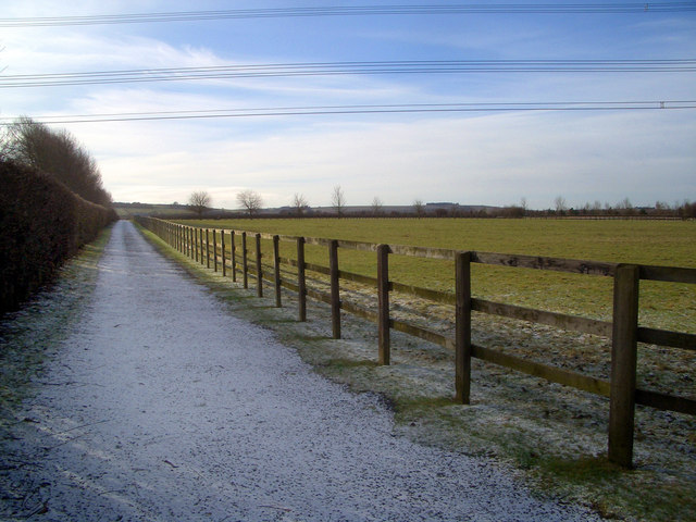 Field and Fence