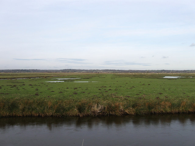 Second Broad Wall marsh