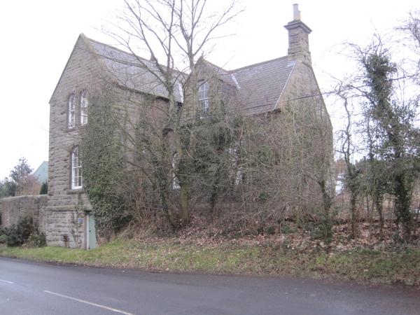 Back of Bellingham Station House
