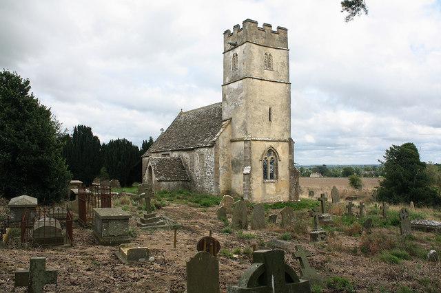 St Arild's Church, Oldbury-on-the Hill