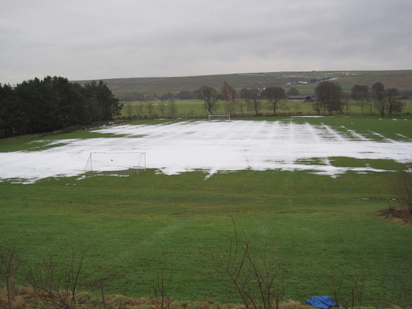 Playing Fields at Bellingham School