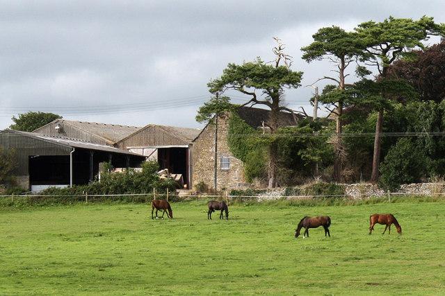 Oldbury-on-the-Hill Farm Buildings