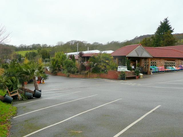 Sidmouth Garden Centre