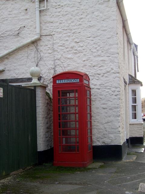 Telephone box, Shrivenham