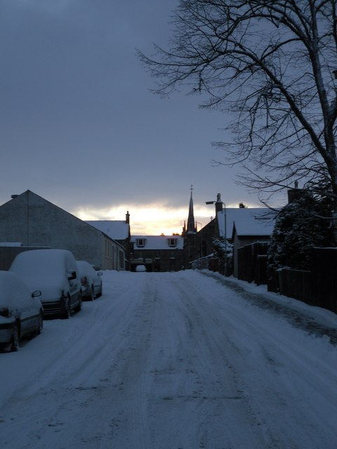 Chapel Road, Grantown on Spey