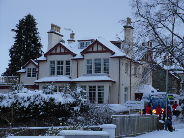 The Ardenbeg Bunkhouse, Grant Road