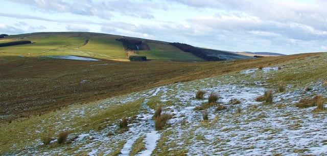 Bronze Age unenclosed platform site