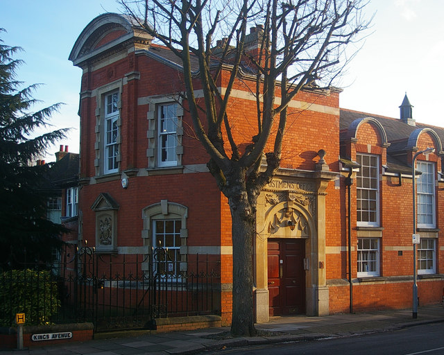 Former postal sorting office, Winchmore Hill, N21