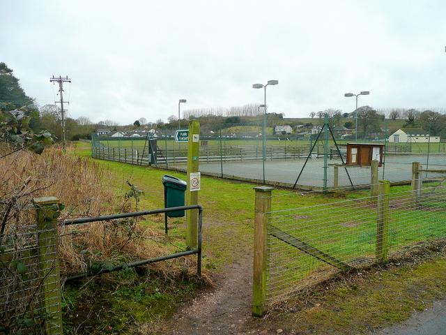 Newton Poppleford recreational facilities 1