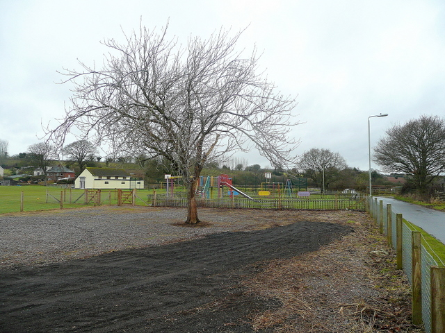 Newton Poppleford recreational facilities 2