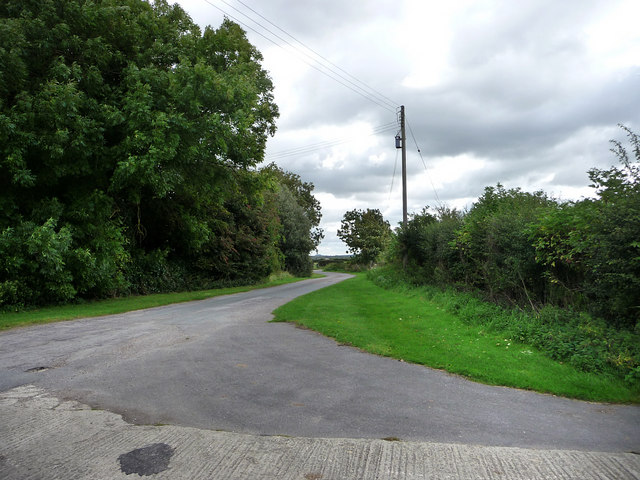 Lane, Inglesham