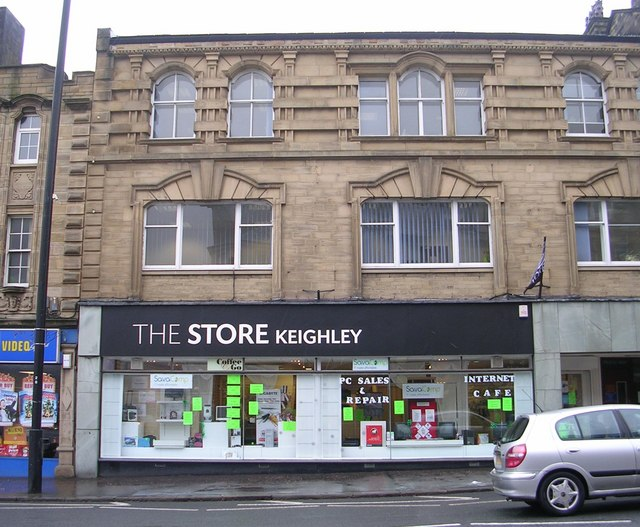 The Store, Keighley - Cavendish Street
