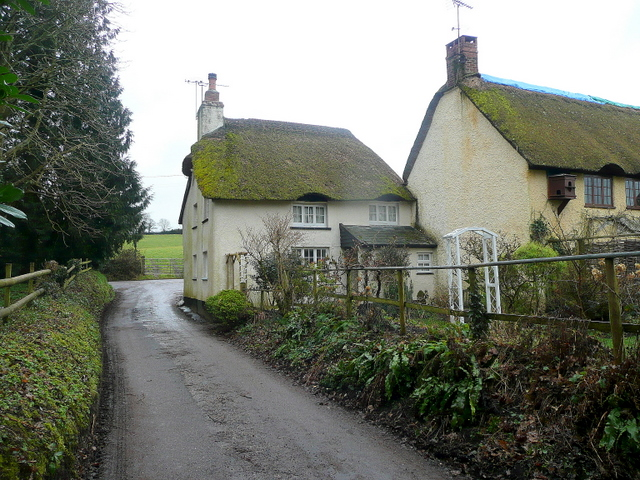 Thatched cottages, Southerton