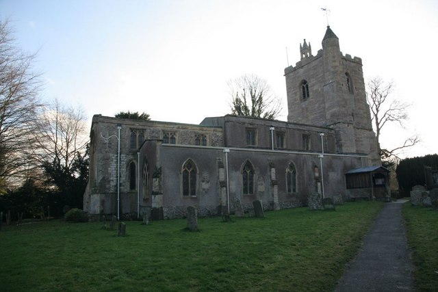 St Andrew's East Hagbourne