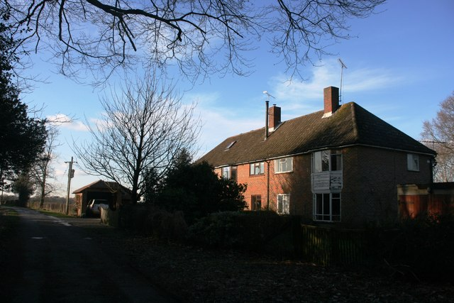 Orchard Cottages, Cansiron Lane