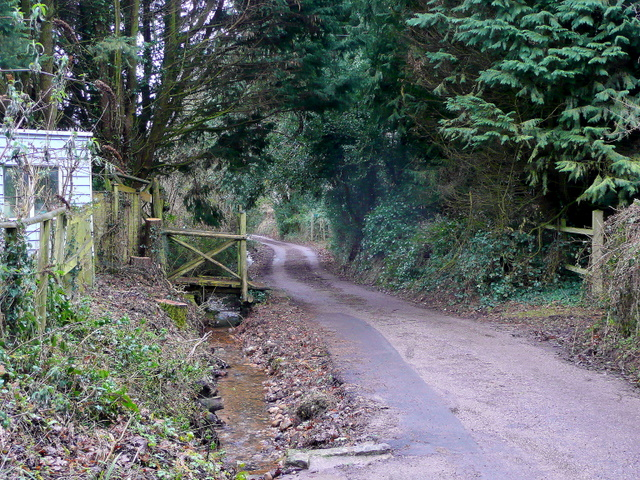 Low lying lane, Southerton