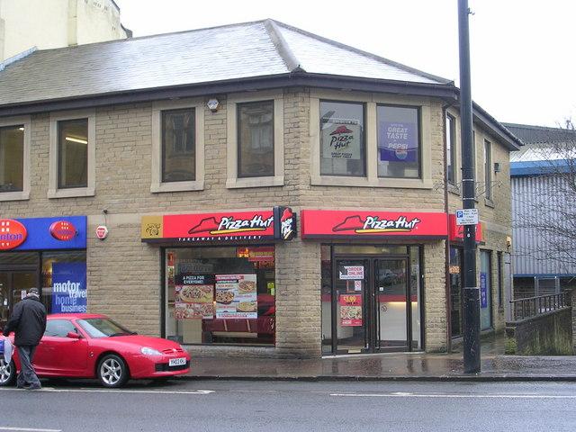 Pizza Hut - Cavendish Street