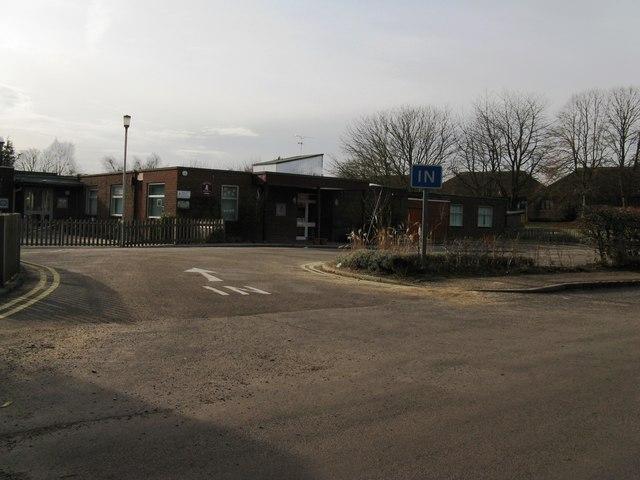 Entrance to West Chiltington Community School