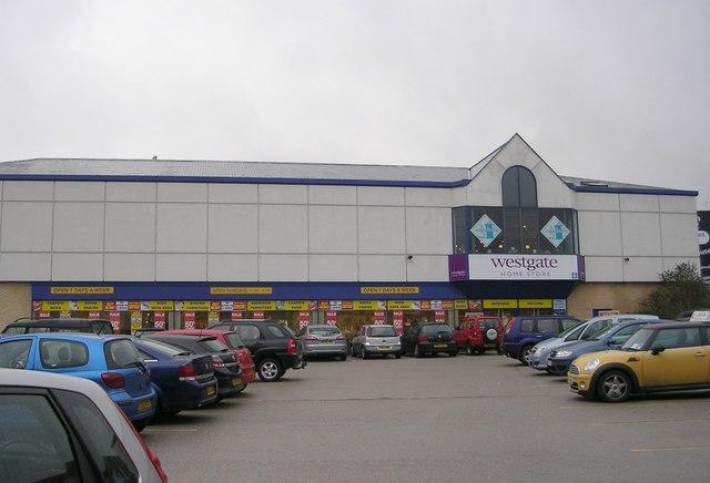 Westgate Home Store - Cavendish Street Retail Park