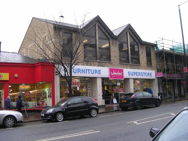 Walmsley's Furniture Superstore - Cavendish Street