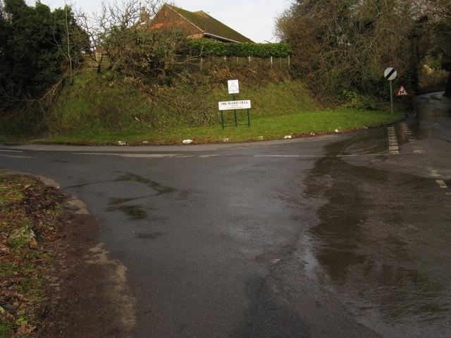 Orchard Dell off Broadford Bridge Road