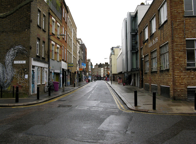 Shoreditch:  Redchurch Street