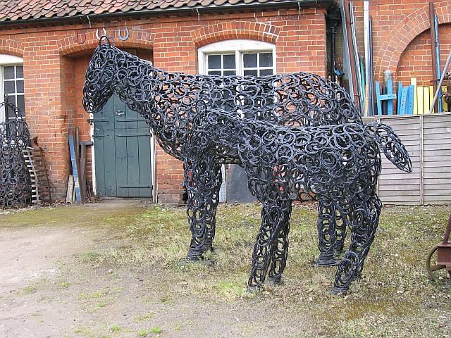 Forge at Heydon, Norfolk