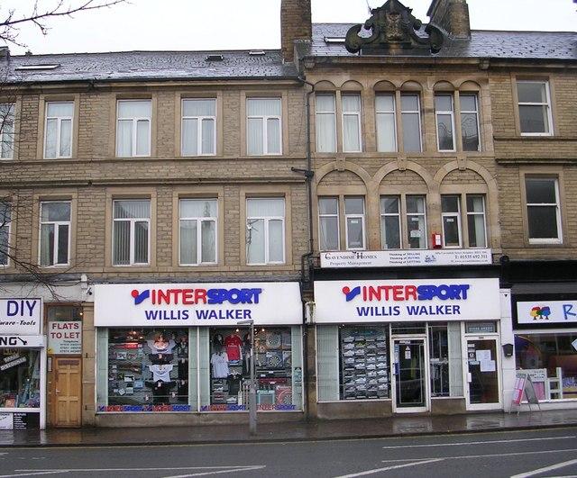 Intersport - Cavendish Street