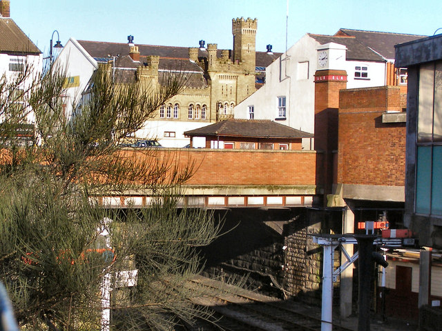 Bolton Street Bridge