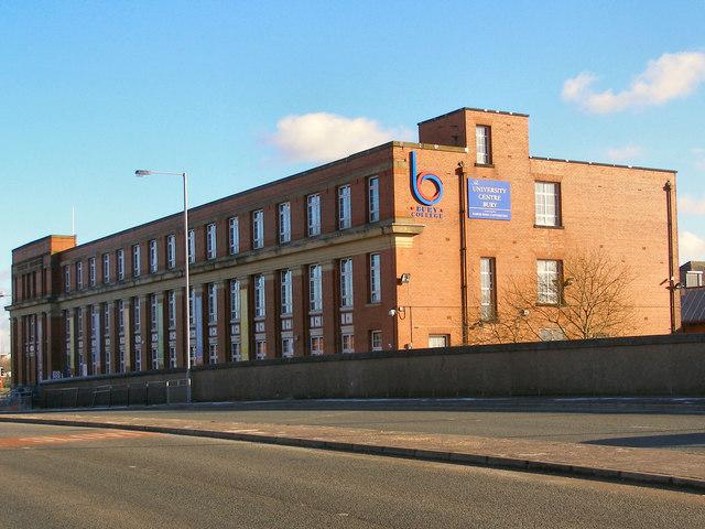Bury College (Woodbury Centre)