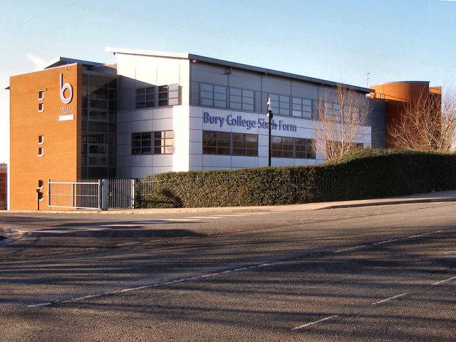 Bury  College (Sixth Form Centre)
