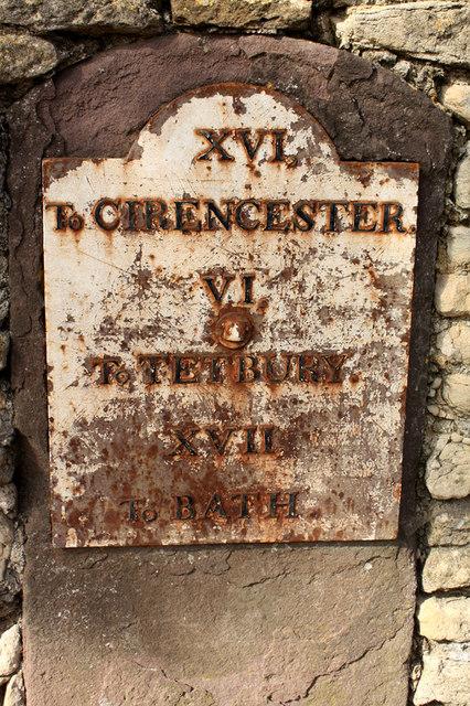 Old Milestone, Didmarton
