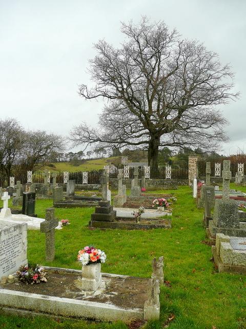 Newton Abbot cemetery