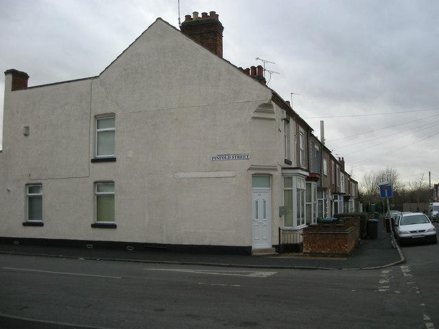 New Bilton-Pinfold Street