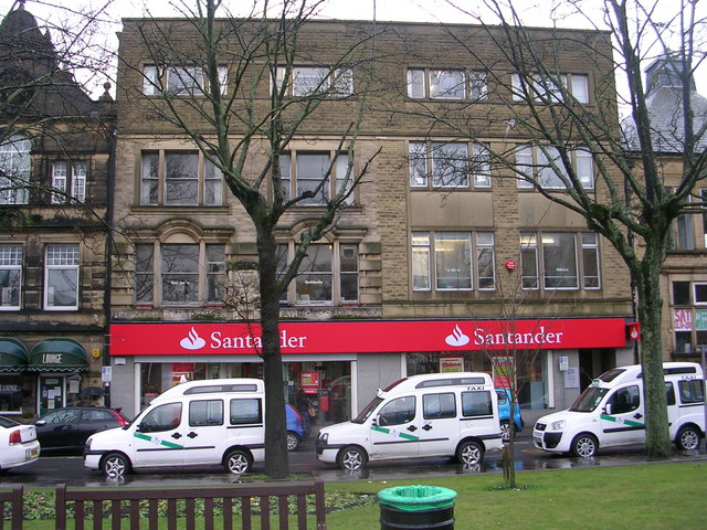 Santander (formerly Abbey) - Cooke Street