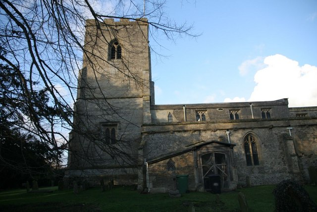 South side of St Andrew's