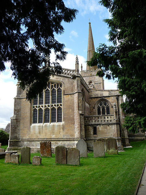 St Lawrence, Lechlade