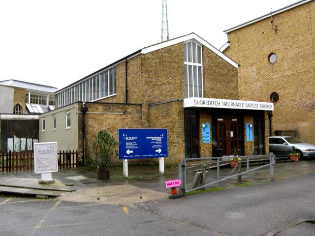 Shoreditch:  Baptist Tabernacle