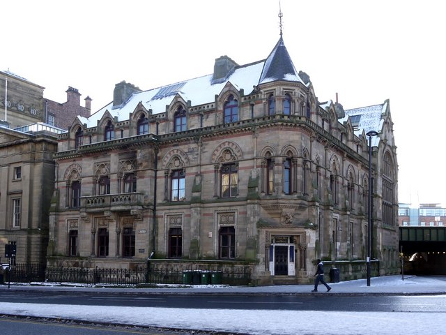 Neville Hall and Wood Memorial Hall