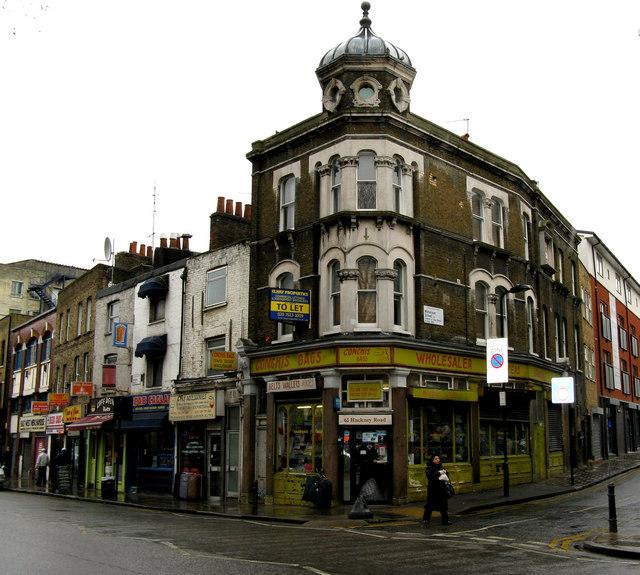 Haggerston:  61 Hackney Road
