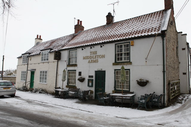 The Middleton Arms